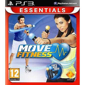Move Fitness PlayStation 3 Essentials (PS3) - New