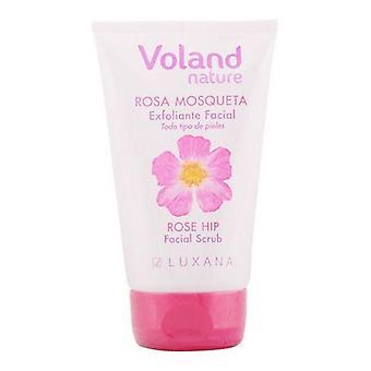 Facial Exfoliator Rosa Mosqueta Voland Nature