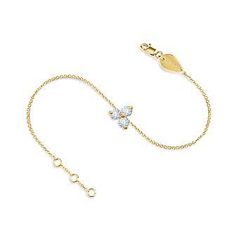 Baby Bracelet Britney 18K Gold and Diamonds