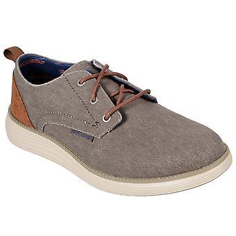 Skechers unisex status 2.0 canvas shoe various colours 28492