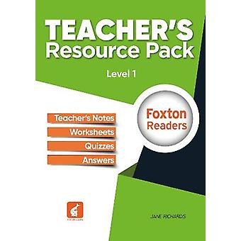 Foxton Readers Teacher's Resource Pack - Level-1 by Jane Richards - 9