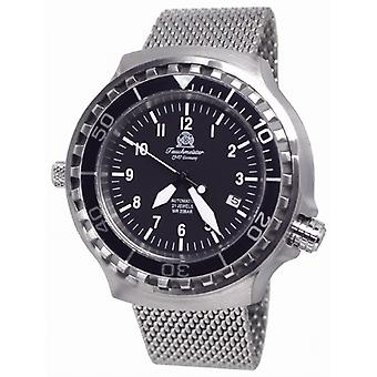 Tauchmeister T0251MIL automatic diving watch