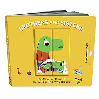 Pull and Play Books - Brothers and Sisters by Alice Le Henand - 978240