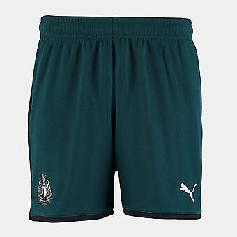 Puma Newcastle United Away Shorts 2019 2020