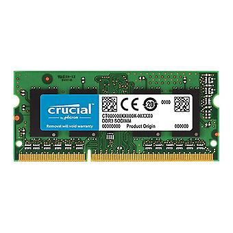 Crucial 4Gb Ddr3L Notebook Memory Pc3 12800 1600Mhz