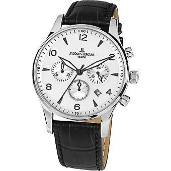 Jacques Lemans relógio homem ref. 1-1654ZB