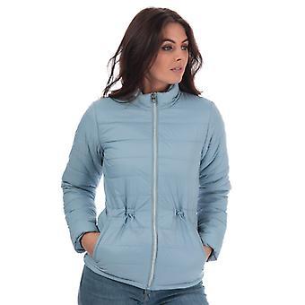 Women's Tokyo Laundry Syros Light Packaway Jacket in Blauw