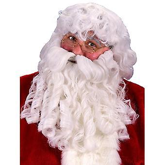 Santa Wig Beard Mustache