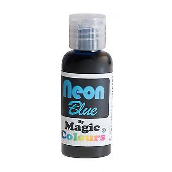 Couleurs magiques - Bleu néon - 32g