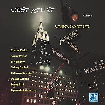 Various Artist - West 35th st [CD] USA import
