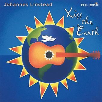 Johannes Linstead - Kiss the Earth [CD] USA import