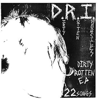 D.R.I. - Dirty Rotten EP [Vinyl] USA import