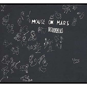 Mouse on Mars - Instrumentals [CD] USA import
