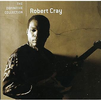 Robert Cray - Definitive Collection [CD] USA import
