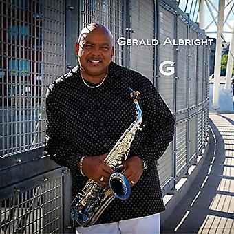 Gerald Albright - G [CD] USA import