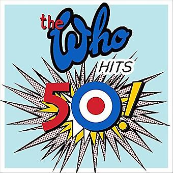 The Who - Who Hits 50 (2CD) [CD] USA import