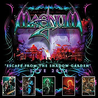 Magnum - Escape From the Shadow Garden-Live 2014 [CD] USA import