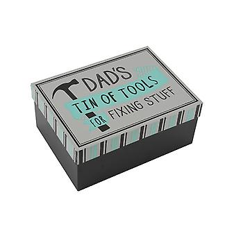 CGB Giftware No1 Dad Tin Of Tools Tin