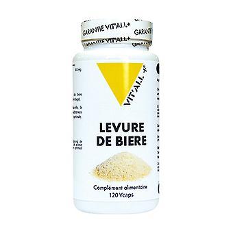 Beer yeast 300 mg 120 capsules of 300mg