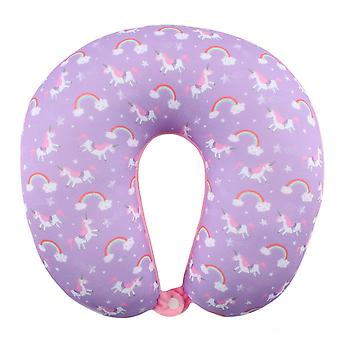 Something Different Unicorn Magic Travel Neck Pillow