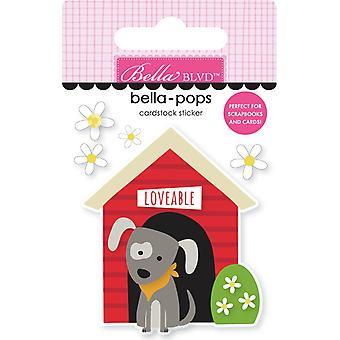 بيلا الجادة الكلب بيلا بوبس (5pcs) (BB2257)