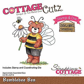 Sloop Cottage CottageCutz Bumblebee Ben