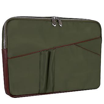 18321, N Series Auburn - Green Bag