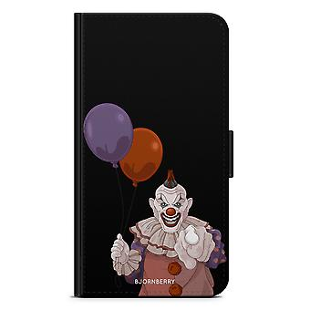 Bjornberry Portofel Caz LG G5 - Scary Clown