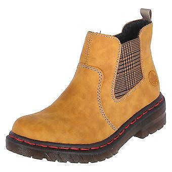 Rieker 7626468 אוניברסלי חורף נשים נעליים