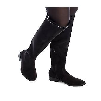 Xti - Shoes - Boots - 48434_BLACK - Ladies - Schwartz - EU 36