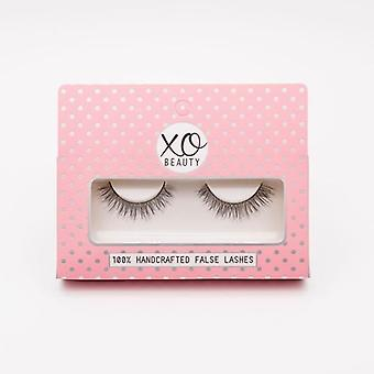 xoBeauty False Lashes - The Innocent - Dramatic Ultra Curled Winged Out
