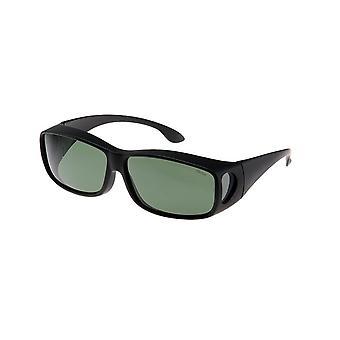 Óculos de Sol Unissex preto com lente cinza VZ0020A