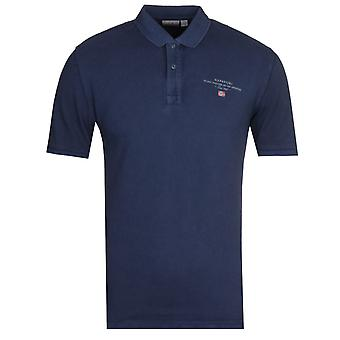 Napapijri Elbas camiseta polo azul marina