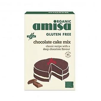 Amisa - Chocolate Cake Mix Gluten Free 400g