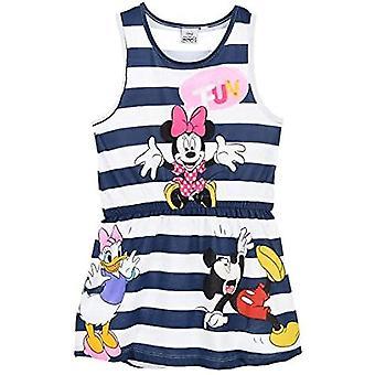 Dievčatá Disney Minnie myš bez rukávov šaty