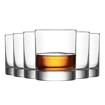 LAV Ada Whisky Tumbler Bril - 305ml - Pack van 6