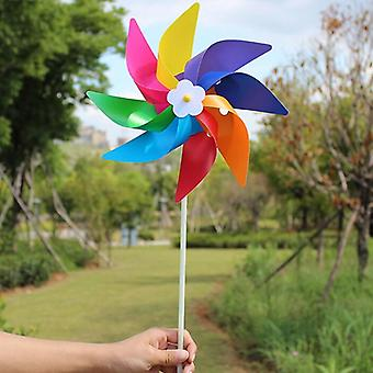 Handmade Wind Spinner, Decorations, Prop