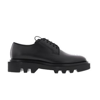 Givenchy  combat derby Black bh101xh0kf001 shoe