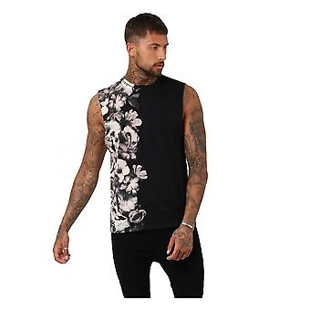 Religion Clothing Wild Night Vest Black