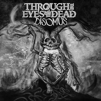 Through the Eyes of the Dead - Disomus [CD] USA import