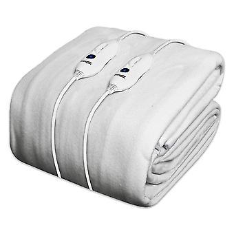 Dreamcatcher Super King Size Electric Blanket Polyester, 203 x 182cm