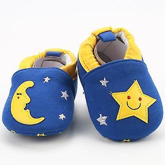Kid First Walkers pehmeät kengät, söpö kukka pinnasänky kengät jalkineet vastasyntyneille vauva