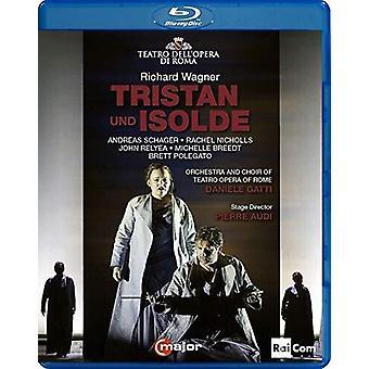 Tristan Und Isolde [Blu-ray] USA import