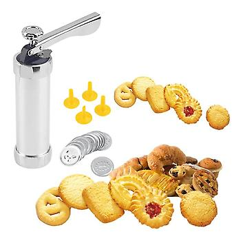 Cookie Extruder Pers Machine Biscuit, Cake Maker Decoreren Set