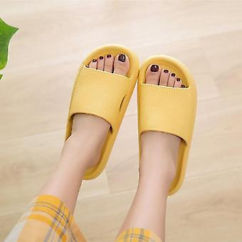 Anti-slip Breathable Leather Casual Female Platform Orthopedic Retro Shoes