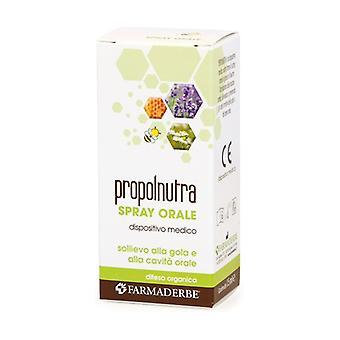 PROPOL NUTRA SPRAY ORALE 15 ml