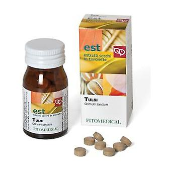 Dry Extracts in Tablets - Tulsi 70 tablets of 500mg