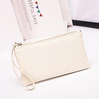Women Wallets, Fashion Lady Wristlet Handbags Long, Money Bag, Zipper Coin