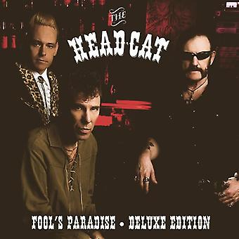 Huvud katt - Fools Paradise [CD] USA import