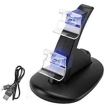 Charger Or Controller Dock - Dual Usb Ps4 Charging Stand